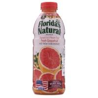 美国佛罗瑞达葡萄柚汁1L