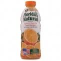 美国佛罗瑞达含果肉橙汁1L