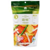 亚细亚田园萌鲜什锦蔬菜脆片100g