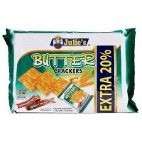 马来西亚茱蒂丝Julie's奶油苏打饼干250g(加赠50g)