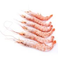 南大西洋纯净海域野生海捕船冻阿根廷红虾(10-20只/公斤)2000g装