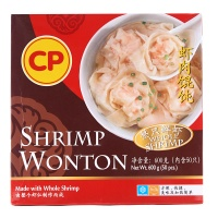 泰国正大CP虾肉馄饨50粒600g