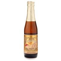 比利时林德曼桃子啤酒250ml