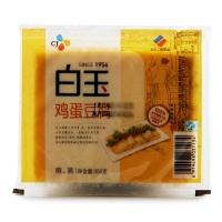 白玉鸡蛋豆腐盒装350g