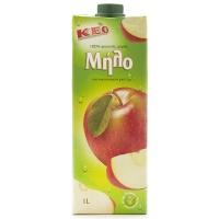塞浦路斯凯莉欧100%苹果汁 1L