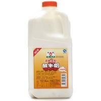和润黄桃大果粒酸牛奶2.75kg