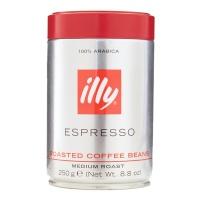 意大利知名品牌 illy中度烘焙咖啡豆 250g