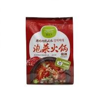 圃美多微辣泡菜火锅调味料450g