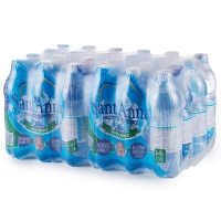 意大利盛安娜饮用天然水500ml*24瓶