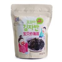 韩国海地村宝贝炒海苔30g