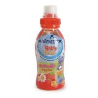 意大利圣碧涛宝贝瓶草莓味饮料250ML