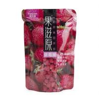 派乐滋果滋原100%草莓脆20g