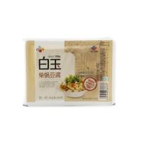 白玉盒装柴锅豆腐375g