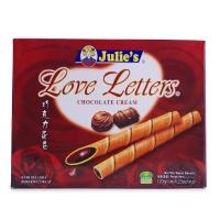 马来西亚茱蒂丝巧克力味蛋卷120g