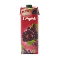 塞浦路斯凯莉欧100%红葡萄汁1L