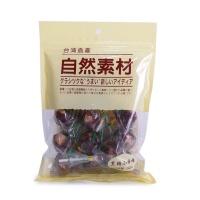 台湾自然素材黑糖小梅棒棒糖140g