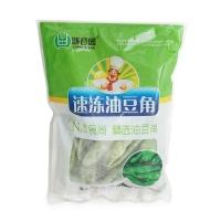 鸿谷园精选速冻油豆角450g