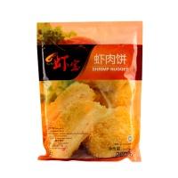 虾宝虾肉饼200g