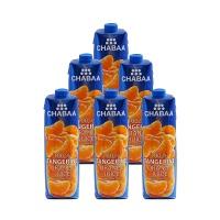 泰国芭提娅蜜柑橘汁1L*6
