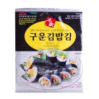 韩国海地村包饭用海苔20g(全型10张)
