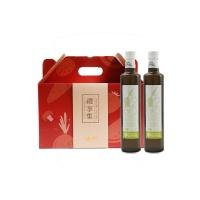 希腊直采特级初榨橄榄油礼盒500ml*2