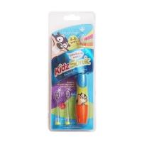 英国BRUSH-BABY声波震动牙刷KidzSonic系列(3至6岁)(蓝色)