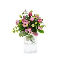 花粉·粉红佳人 三月鲜花