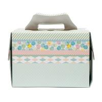 韩国焙乐特花园蛋糕盒8寸