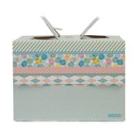 韩国焙乐特花园蛋糕盒6寸