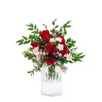 花粉·红妆素裹 三月花礼