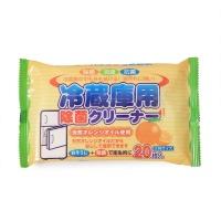 日本KOMODA冷藏库用抗菌消臭纸20片装
