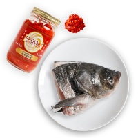 鱼头剁椒辣酱组合1720g