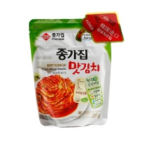 韩国宗家府切件泡菜200g