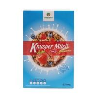 德国诺味思酥脆水果麦片(即食谷物)250g