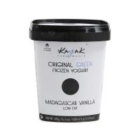 希腊凯亚牌希腊发酵乳低脂冰淇淋(含香荚兰)420g