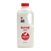韩国寿尔牛奶1L