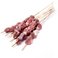 知牧有机放牧原味羔羊肉串160g*2