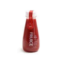 汲果100%原榨苹果树莓混合果汁280ml