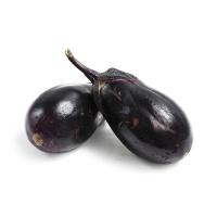 春播农庄有机栽培水果茄子450-650g