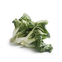 春播农庄有机栽培丑奶白菜300g