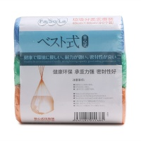 日本Fasola手提式垃圾袋45*60cm 90个装