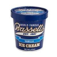 美国贝赛斯香草冰淇淋473ml