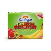 桑莱普草莓香蕉味水果粒112g