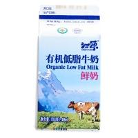 归原有机低脂鲜牛奶486ml