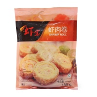 虾宝虾肉卷(虾糜制品)180g