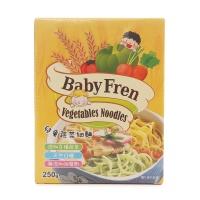 台湾宝乐友儿童蔬菜细面250g
