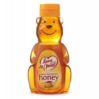 法国蜜月小熊型蜂蜜 250g