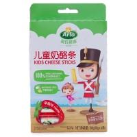 丹麦爱氏晨曦草莓味儿童奶酪条108g