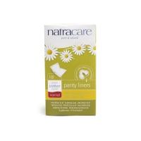 英国进口奈卡Natracare天然棉独立包装护垫 普通型150mm 18片装