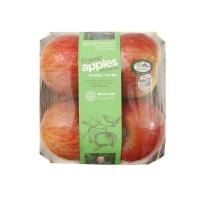 安心直采新西兰有机天后苹果4个装(单果约150g)